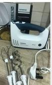Siemens hand blender, Siemens hand mixer, radio CD...