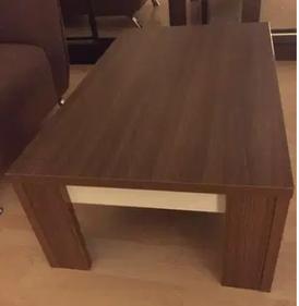 Sofa chair & table