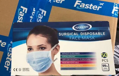 Surgical masks and 96 whole sale and retail sale