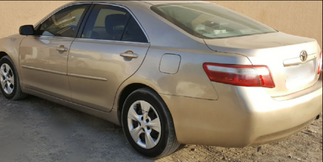 Toyota Camry 2007 American