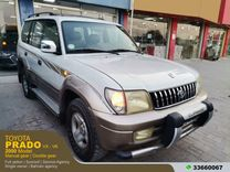 TOYOTA LAND CRUISER PRADO 2000}