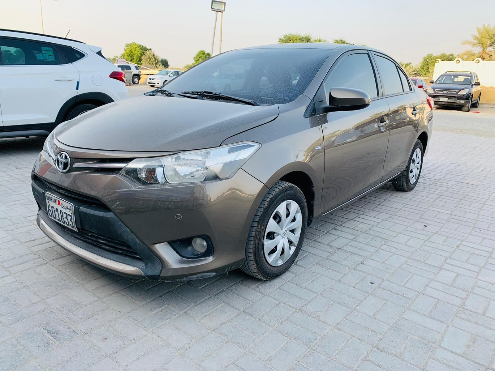 TOYOTA YARIS 1.5 MODEL 2017 GOOD CONDITION