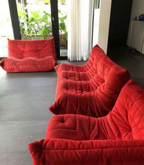 Tango sofa plus two chair