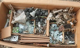 Tools for cupboard