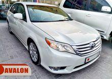 Toyota Avallon 3.5XL 2012 mid option Bahrain Agency