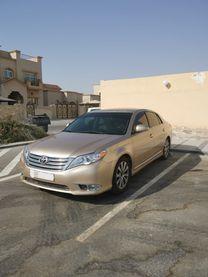 For sale Toyota Avalon Model 2011
