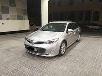 Toyota Avalon XLE 2014 (Silver)