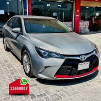 Toyota Camry GLX2017 fOR SALE