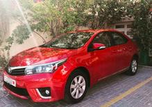 Toyota Corolla 2.0Xli 2016
