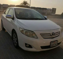 Toyota Corolla Model 2010