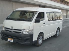 Toyota Hyas 2013