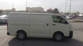 Toyota Hi-Ace Gargo Van  Well Maintained