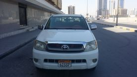 Toyota Hilux Pick Up Dizel Dubble Cabain Very Good Condation