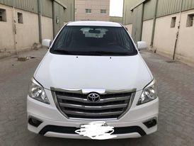 Toyota Innova 2'7 GCC 2015