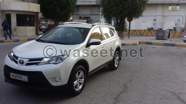 Toyota Rav 4 for sale 2014