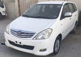 Toyota anova 2011
