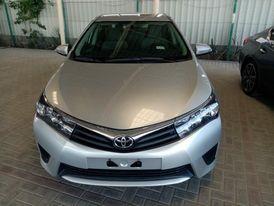 Toyota corolla 2015 SE 2.0 GCC
