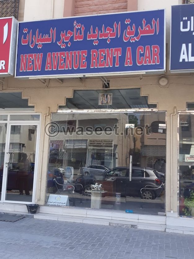 Toyota corolla 2015 for rent in sharjah