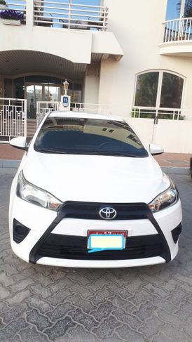 Toyota yaris model 2017