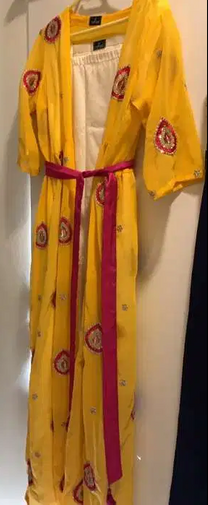 Traditional dress one size