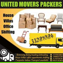 UNITED MOVER & PACKERSPROFESSIONAL Services