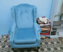 Upholstery and Curtain