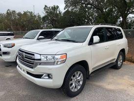 Used  Toyota Land Cruiser 2020 VXR V8 5.7