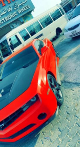 V8 الوحش كمارو 2013
