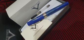Visconti Mirage Aqua Fountain Pen