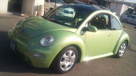 For sale Volkswagen Beetle model 2003