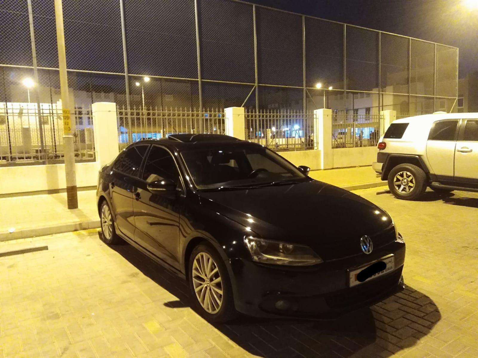 Volkswagen Jetta 2013 (Black)