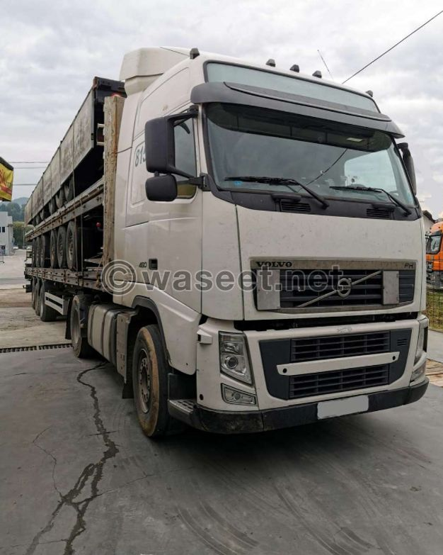 Volvo FH 460 for sale