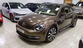 Vw Beetle 2.0L Model 2015