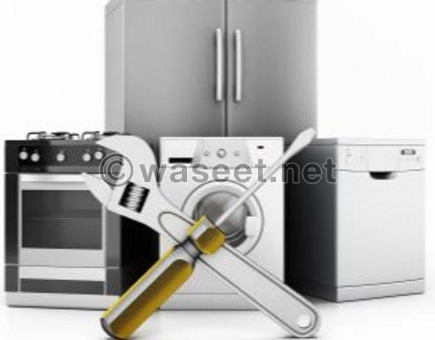 Washing Machine repair refrigerator repair
