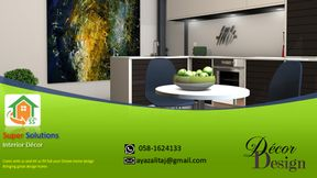 We Design Unique Interior Décor services