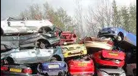 We buy scrap car