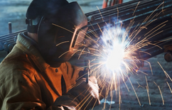 Welding and blacksmithing