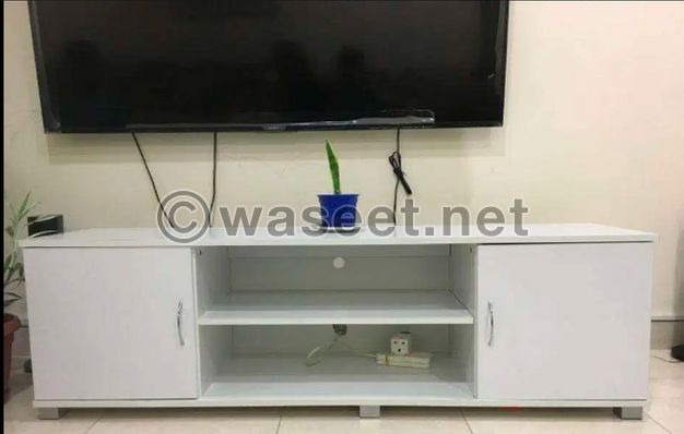 White TV Cabinet for sale