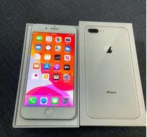 White iPhone 8Plus