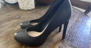 Women's heels high heels Nine West