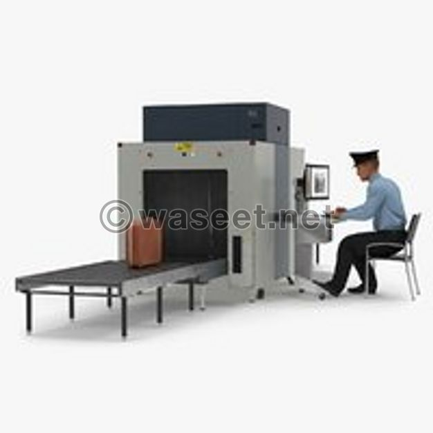 X Ray Baggage Machine