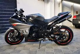 Yamaha YZF 2013