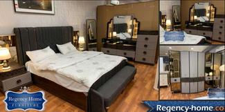 غرفة نوم راقية صناعة تركية