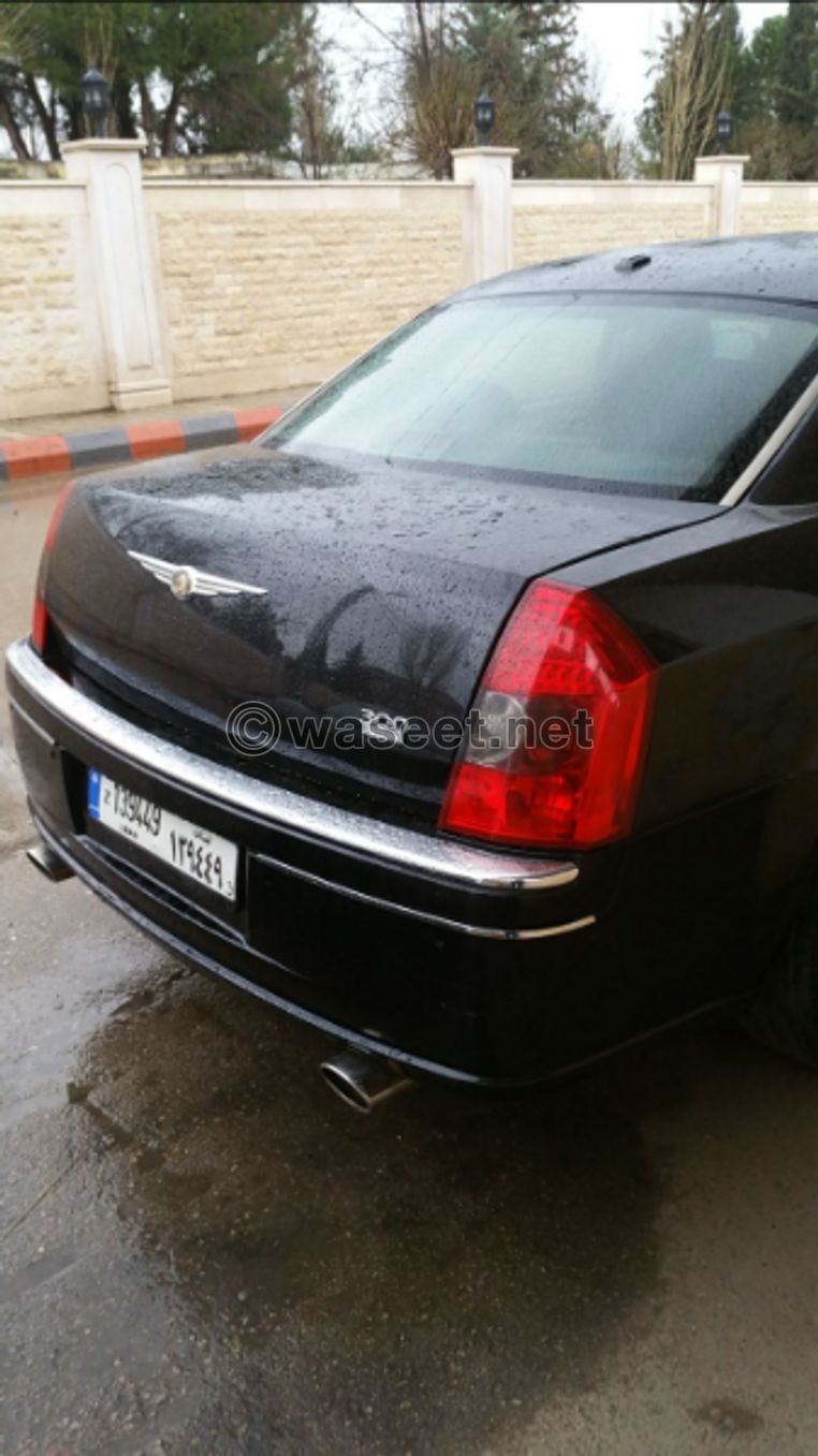 Chrysler 300 touring special edition full 6cylinder engine 2006 5