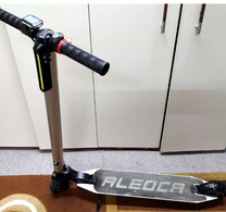 aleoca e-potenza scooter for sale
