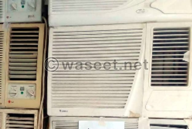 all types of air conditioner service repair