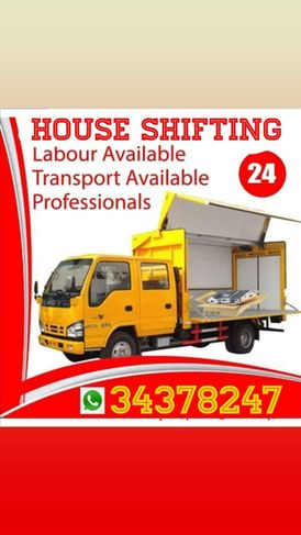 bahrin house shifting and packeing sarvice