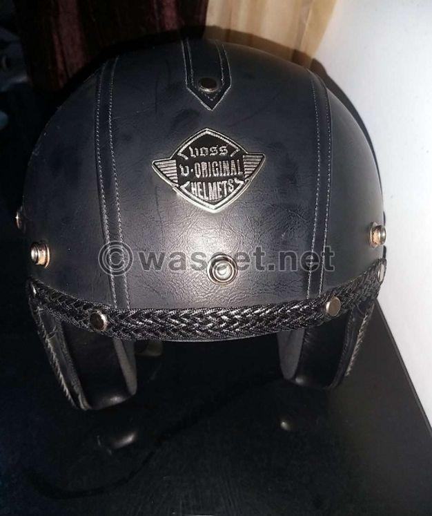 boss b original helmets