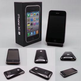 للبيع ايفون iPhone 3GS 8GB black 8
