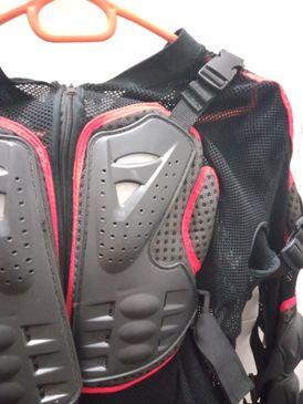 brand new motor bike safety jacket motorcycle